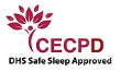 CECPD DHS Safe Sleep Approved